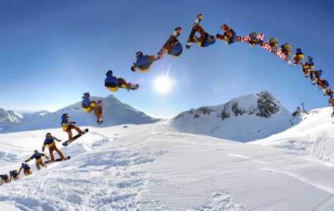Chloe Kim Becomes First Woman to Land Snowboarding Trick
