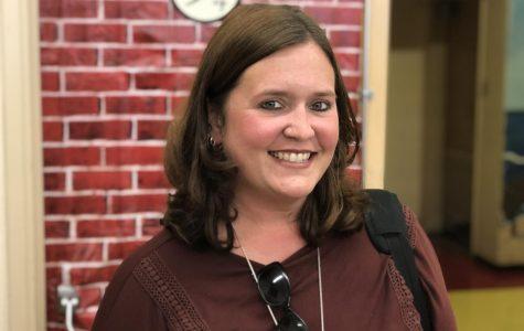 Toreador Spotlight: Mrs. Aviv, Taft's Newest Admin