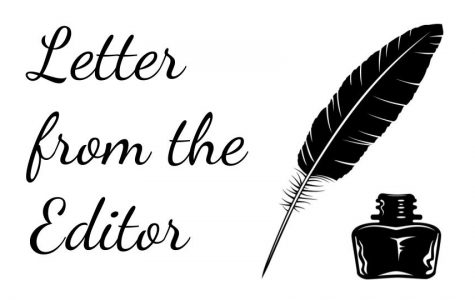 Letter From The Editor: Welcome