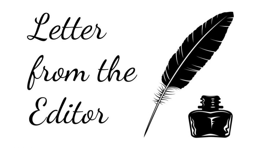 Letter+From+The+Editor%3A+Welcome