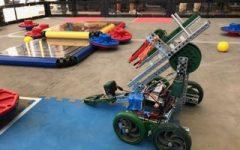 Taft Robotics Team Makes Great Strides