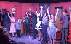 Play Review- Musical Comedy Murder of 1940