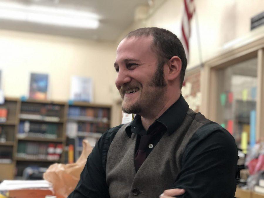 Toreador Spotlight: Mr. Lasky