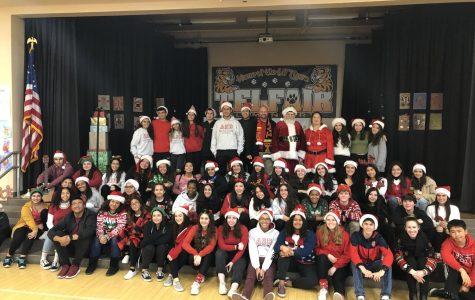 Santa 4 Students Toy Drive Brings Holiday Cheer to Telfair Elementary