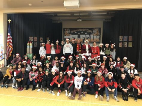 Santa 4 Students Toy Drive Brings Holiday Cheer to Telfair Elementary