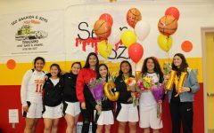 Girl's Basketball: Senior Night