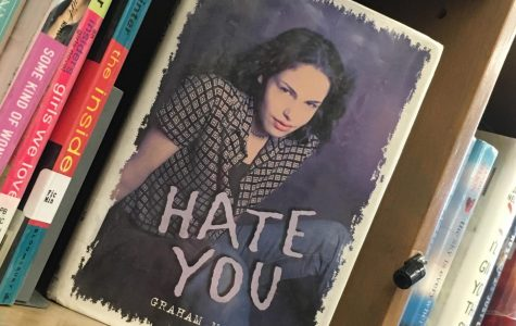 """Book Review: """"Hate You"""" by Graham McNamee"""