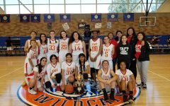 Congrats to the Girls JV Basketball Team!