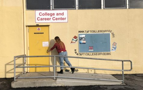 College Office Provides Valuable Resources to Students on Campus