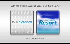 Wii Sports vs Wii Sports Resort