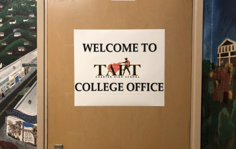 College Visits Coming to Taft High