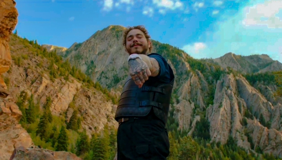 Post Malone: Hollywood's Bleeding