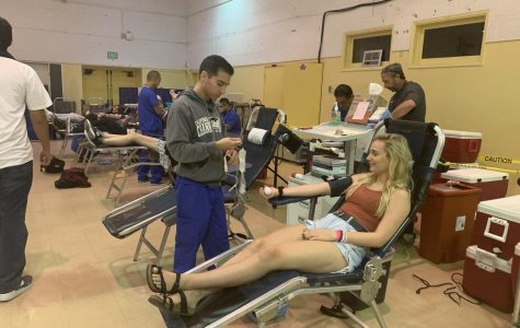 Taft's Fall Blood Drive