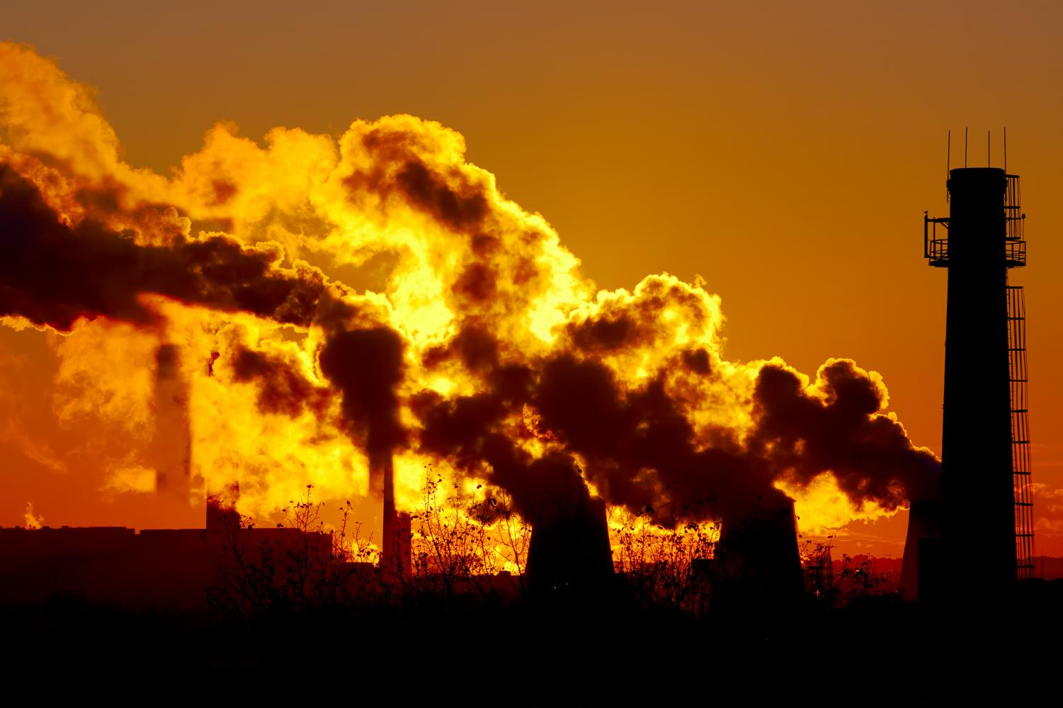 Greenhouse gas emissions are the cause of global warming.