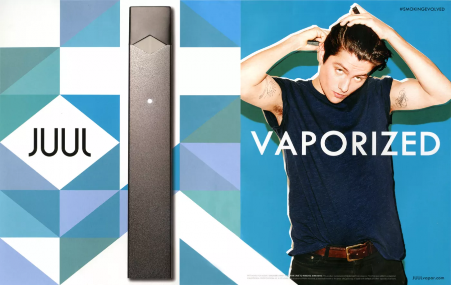 The Rise on the Juul Epidemic