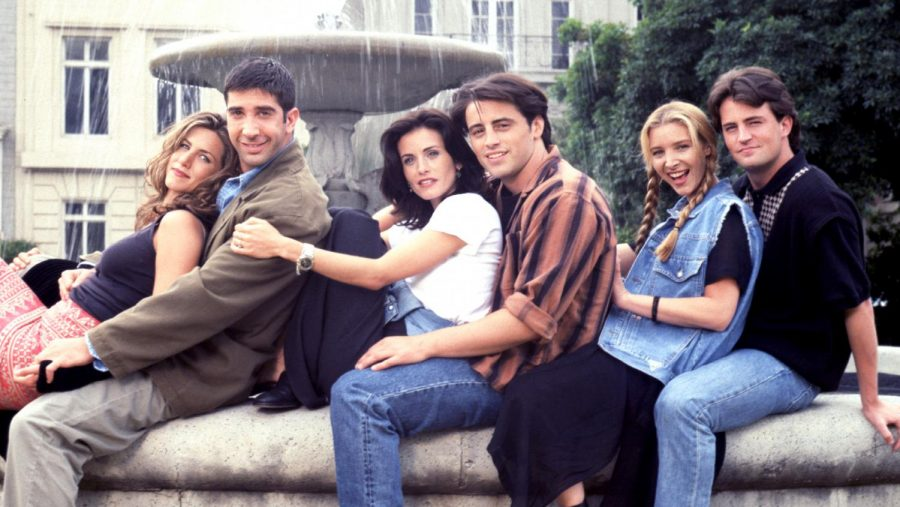 TV Show Friends Makes Comeback in Teen Culture