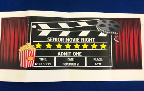 Spooky Senior Movie Night