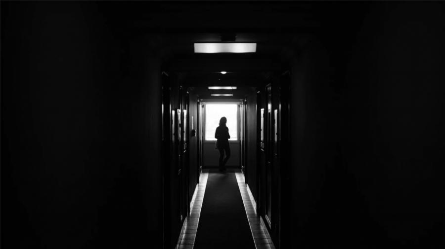 The Damned Hallway by Tony Tonakanyan