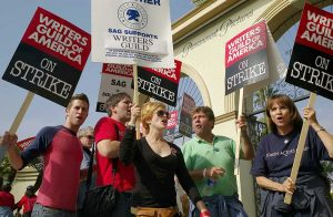 The Writers Guild May Be Going on Strike Again