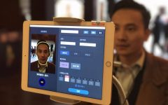 Using Facial Recognition to Check in to Hotels