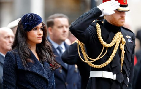 Meghan Markle Prince Harry Step Away the Royal Family