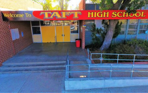 Taft Charter High School's History