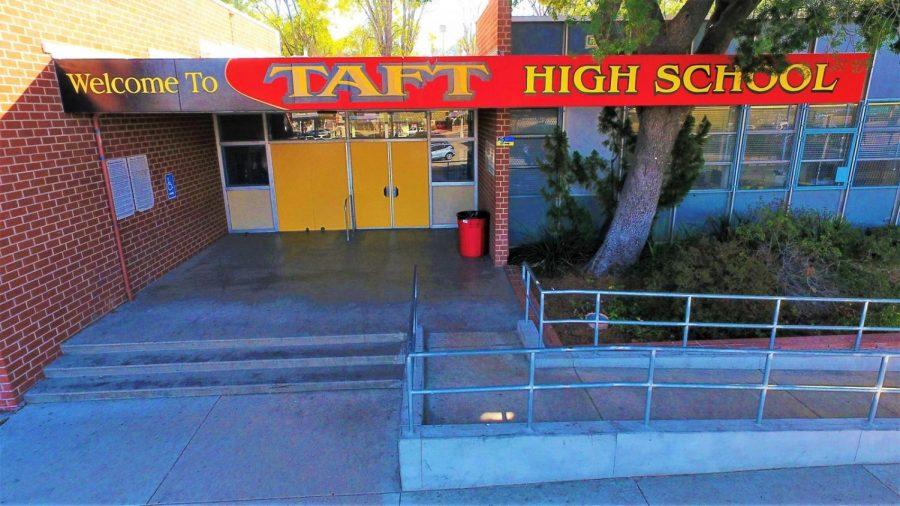 Taft Charter High School's History