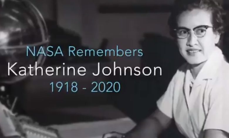 Katherine+Johnson+Dies+at+101