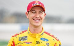 Joey Logano Wins a Race, Yet Again
