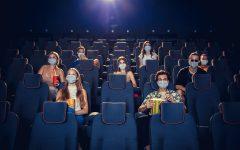 Covid cases decrease, Movie Theaters Open