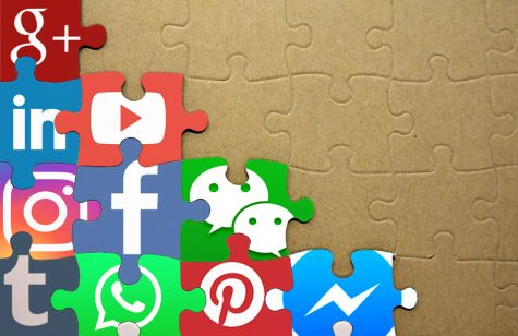 Some of the many social media platforms.