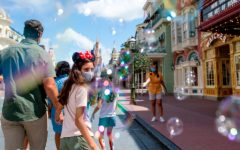 Disneyland reopens their gates and welcomes guests in while enforcing COVID precautions.
